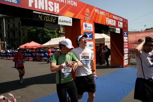 Milano Marathon 2011