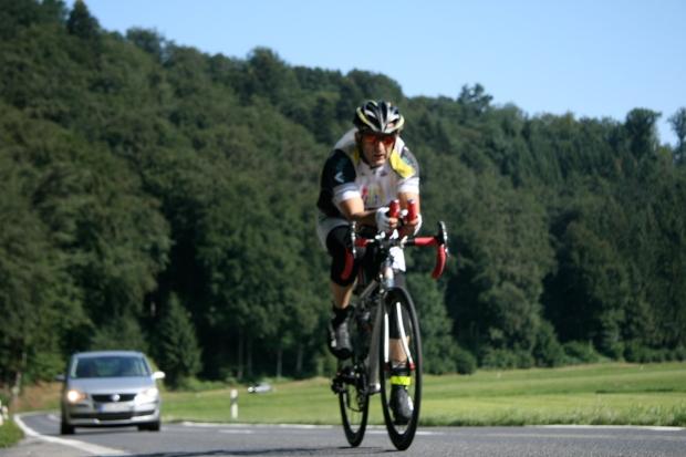 Radmarathon 2011, Franco