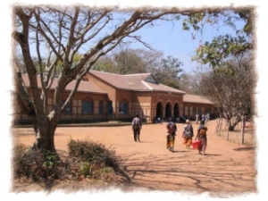 St Francis' Hospital in Zambia