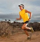 Scott Jurek, ultra champ.