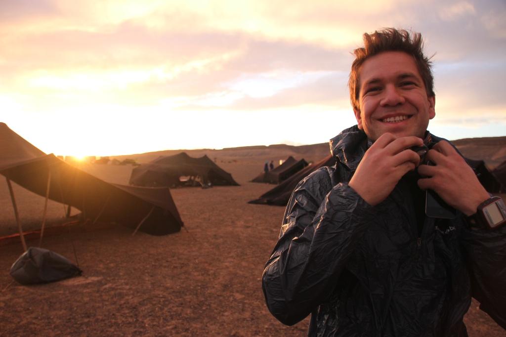 Sahara Morning Glory