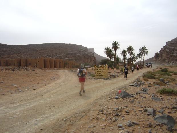 Crossing El Maharch