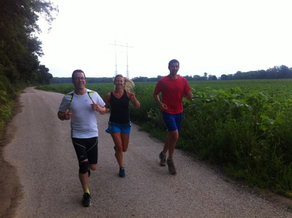 Krizovany Road Runners! Yeah!