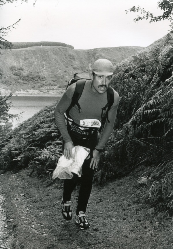 Two-time Spartathlon winner Rune Larsson.